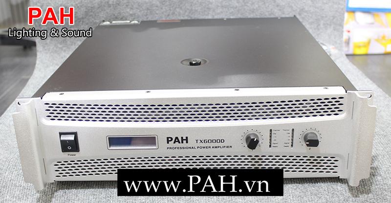 Main Công Suất - Cục đẩy Công Suất Âm Thanh 1100w PAH – TX6000D