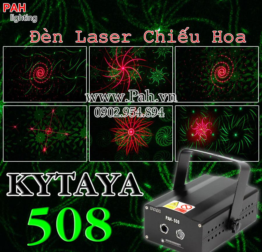 Đèn laser chiếu cho phòng hát