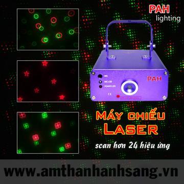 Đèn Laser chiếu 24 Hiệu Ứng,giá rẻ bất ngờ,rất hấp dẫn