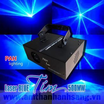 Đèn Laser 500mw màu xanh Blue