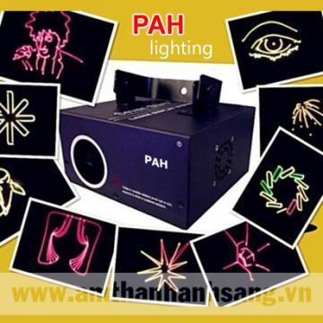 Đèn Laser Trình Diễn Thẻ Nhớ