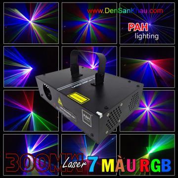 Đèn Laser Nexus 7 Màu Gía rẻ cho Karaoke