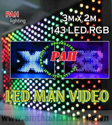 Màn đèn Led Disco DJ,giá cả phải chăng