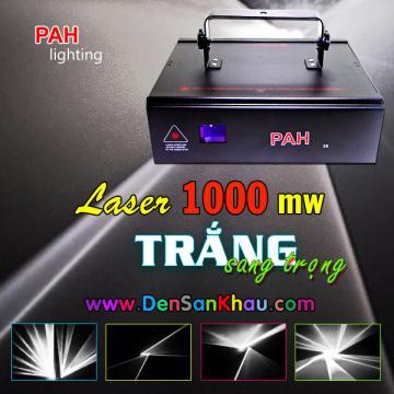 Đèn Laser White 1000mW
