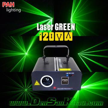Đèn Laser Green 120mW
