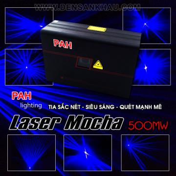Laser Màn Mocha