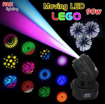 Đèn Moving Led LEGO 90w - Trang Trí Sân Khấu