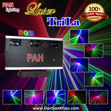 Đèn Laser TriLa 3 màu