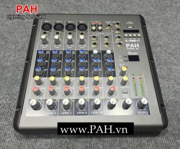 Bàn Mixer điều chỉnh âm thanh PAH SMR-8
