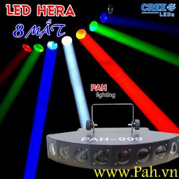 Đèn led 8 mắt Hera siêu sáng