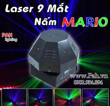 Đèn laser quét tia đẹp cho phòng bay