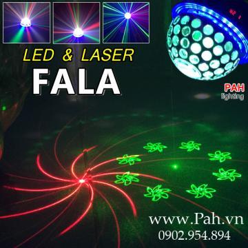 Đèn led Phala Laser Led 2 trong 1 siêu tiết kiệm