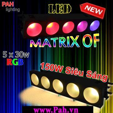 Đèn LED Pha Sân Khấu Matrix OF