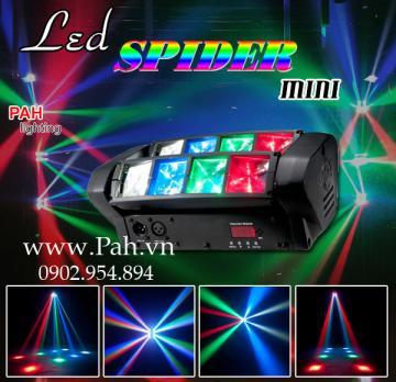 Đèn led Spider mini nhện giá rẻ