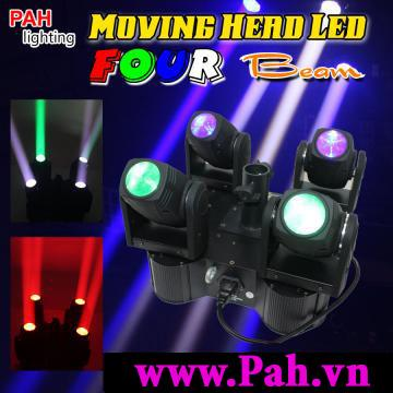 Đèn Moving Head 4 Đầu FourB