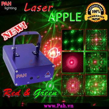 Đèn Chiếu Laser Hình Apple Phòng Karaoke Gia Đình