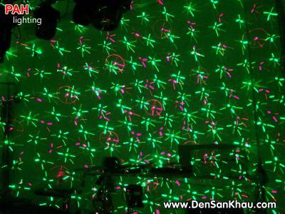 Đèn Laser chiếu 24 Hiệu Ứng,giá rẻ bất ngờ,rất hấp dẫn 19