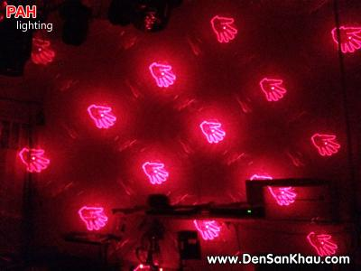Đèn Laser chiếu 24 Hiệu Ứng,giá rẻ bất ngờ,rất hấp dẫn 5