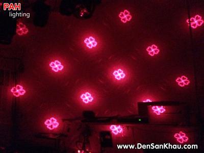 Đèn Laser chiếu 24 Hiệu Ứng,giá rẻ bất ngờ,rất hấp dẫn 8