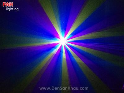 Đèn Laser Nexus 7 Màu Gía rẻ cho Karaoke 17