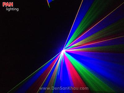 Đèn Laser Nexus 7 Màu Gía rẻ cho Karaoke 18
