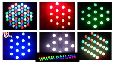 Đèn Pha LED Sân Khấu Cao Cấp - Siêu Sáng 32