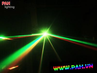 Đèn Led Sân Khấu FATY Siêu Sáng 7 màu 13