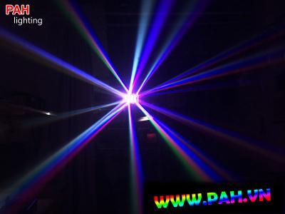Đèn Led Sân Khấu FATY Siêu Sáng 7 màu 19