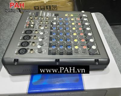 Bàn Mixer điều chỉnh âm thanh PAH SMR-8 7