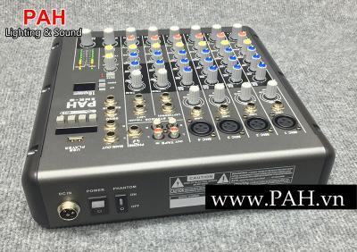 Bàn Mixer điều chỉnh âm thanh PAH SMR-8 3