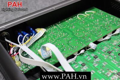 Bàn Mixer điều chỉnh âm thanh PAH SMR-8 5