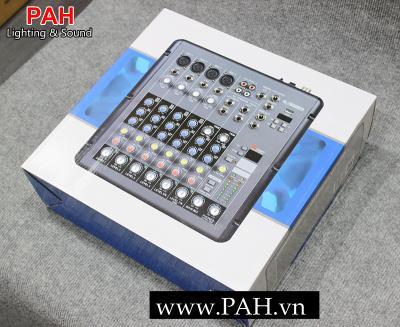 Bàn Mixer điều chỉnh âm thanh PAH SMR-8 6