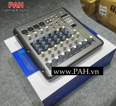 Bàn Mixer điều chỉnh âm thanh PAH SMR-8 1
