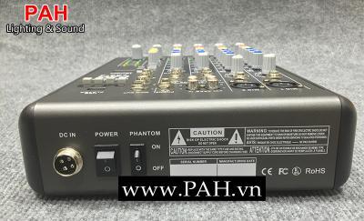 Bàn Mixer MINI SMR 6 7