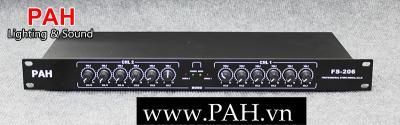 Bộ Chia Tín Hiệu PAH – FS206 4
