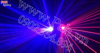 Đèn sân khấu quét tia laser 6 mắt siêu đẹp 4