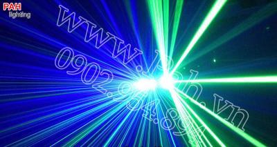 Đèn sân khấu quét tia laser 6 mắt siêu đẹp 5