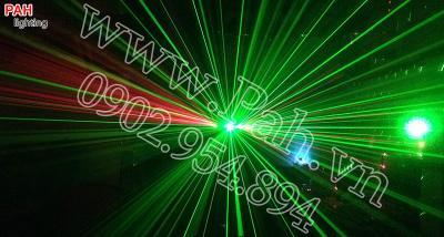 Đèn sân khấu quét tia laser 6 mắt siêu đẹp 7