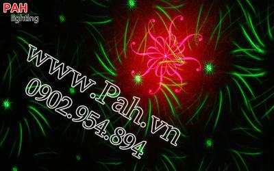 Đèn laser chiếu cho phòng hát 4