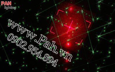Đèn laser chiếu cho phòng hát 5
