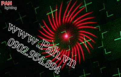 Đèn laser chiếu cho phòng hát 7
