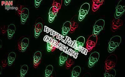 Đèn laser chiếu hình MOVITA cho phòng karaoke  10