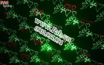 Đèn laser chiếu hình MOVITA cho phòng karaoke  12