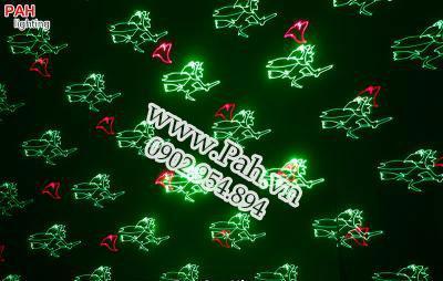Đèn laser chiếu hình MOVITA cho phòng karaoke  9