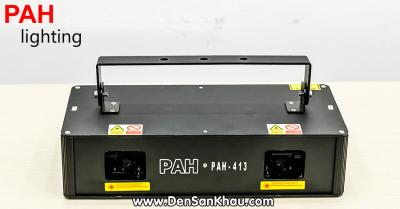 Đèn laser quét tia 2 cửa 7 màu 2