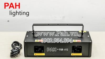 Đèn laser quét tia 2 cửa 7 màu 1