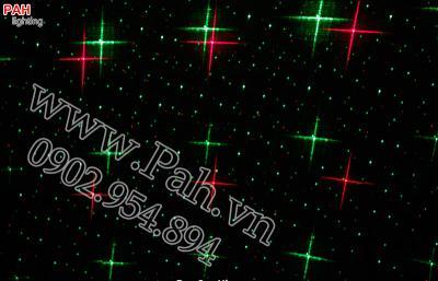 Đèn laser trang trí phòng karaoke 8