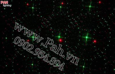 Đèn laser trang trí phòng karaoke 5