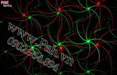 Đèn laser trang trí phòng karaoke 6