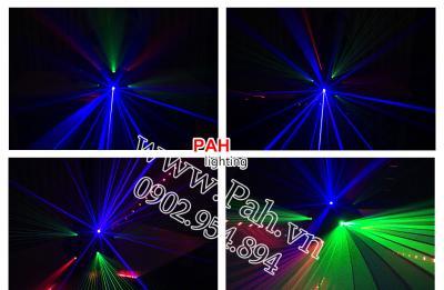 Đèn laser quét tia đẹp cho phòng bay 5